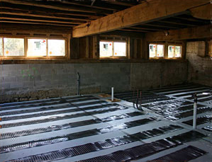 Floorheat Floor Heating System Components And How They Work